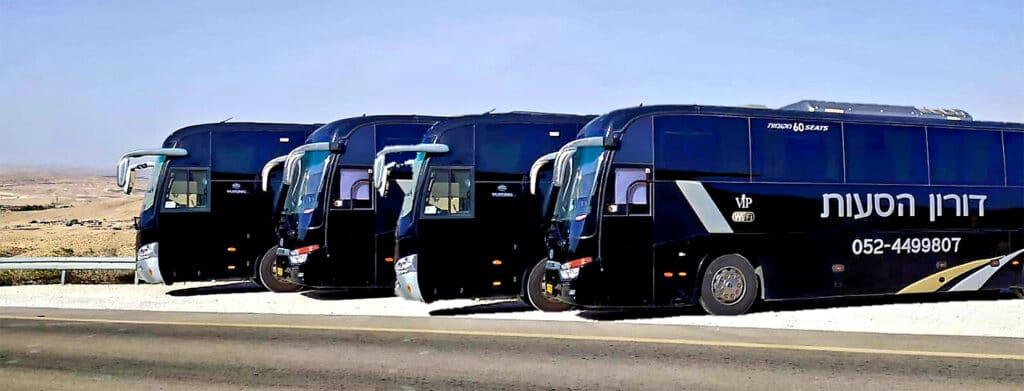 השכרת אוטובוס בחדרה