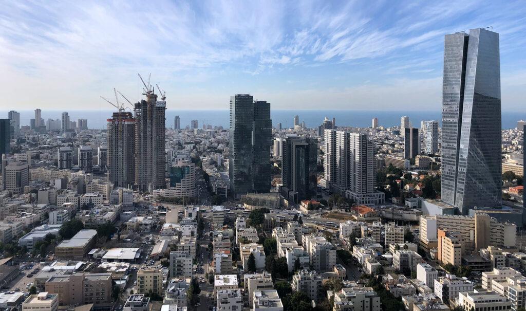 חברת הסעות בתל אביב