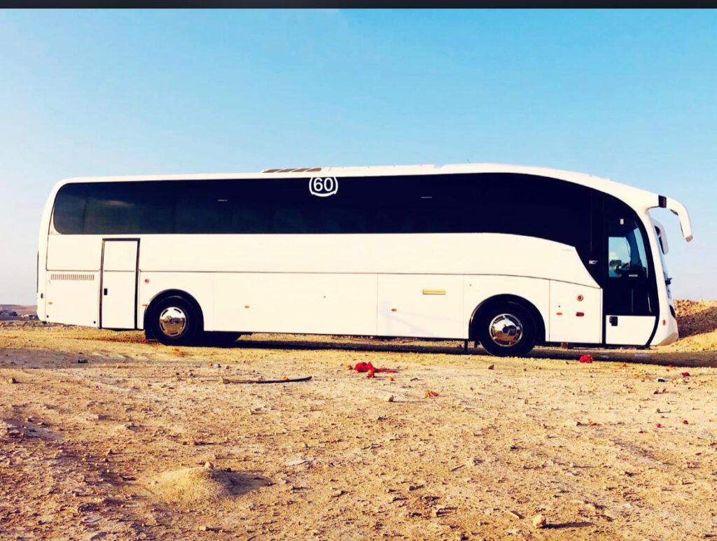 השכרת אוטובוס בירושלים